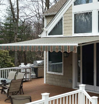 Patio Awning in Paterson, NJ